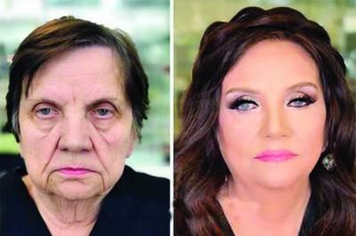 بوڑھی خواتین کیلئے لمحوں میں جوان بننا اب ممکن