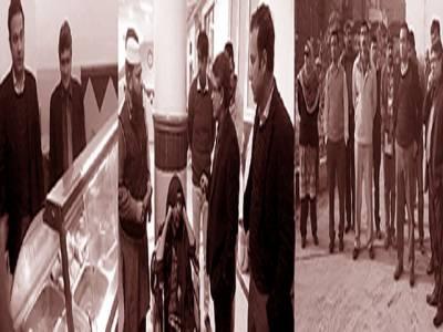 پنجاب فوڈ اتھارٹی کی کارروائی'2 فوڈ پوائنٹس سربمہر' جرمانے' وارننگ
