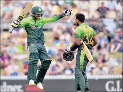 شاداب خان اپنی بیٹنگ پر خوش' ٹیم کی ناکامی پر مایوس