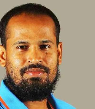 ڈوپنگ قوانین کی خلاف ورزی یوسف پٹھان پر 5 ماہ کی پابندی