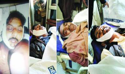 میانوالی : دیرینہ دشمنی ، مخالفین کی فائرنگ سے پیشی پرآنیوالے 4 افراد قتل