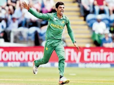 کیویز کیخلاف تیسرے ون ڈے میں جیت مشن ہے، شاداب خان