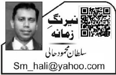 ائر مارشل اصغر خان ۔ جیسا انہیں میں نے پایا