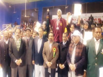 نیشنل ویمنزباکسنگ چیمپئن شپ پنجاب نے جیت لی، سندھ کی دوسری پوزیشن