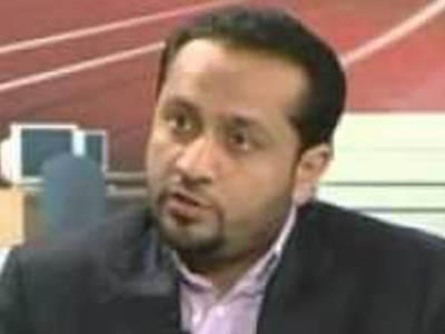 مسلم لیگ ن کو انتقامی احتساب کسی صورت گوارا نہیں: خواجہ عمران نذیر