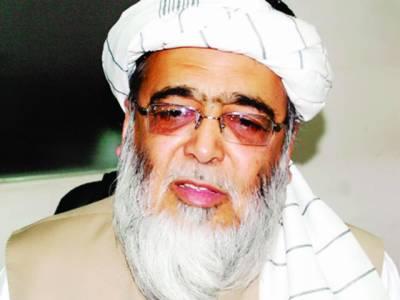 جے یو آئی کے مرکزی رہنما حافظ حسین احمد لاہور پہنچ گئے