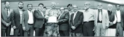 کراچی کے حالات میں نمایاں بہتری آئی ہے میجر جنرل محمد سعید