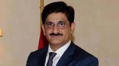 راؤ انوار کہاں ہے، میڈیا کو معلوم ہے تو پولیس کو بتا دے: وزیر اعلیٰ سندھ