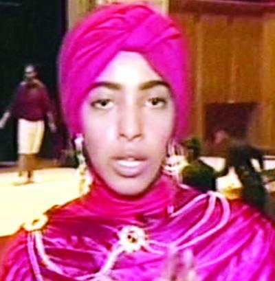 ریاض، نجات مفتاح سعودی تھیٹر میں کام کرنے والی پہلی خاتون بن گئیں