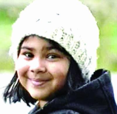 8 سالہ بھارتی بچی ریاضی میں ماہر برطانوی ہال آف فیم کا حصہ بن گئی