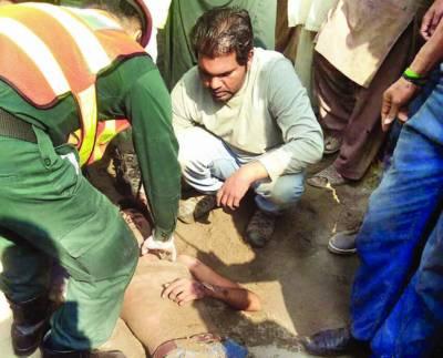 گلشن راوی، اورنج لائن ٹرین سٹیشن پر کرنٹ لگے سے مزدور جاں بحق، دوسرا زخمی