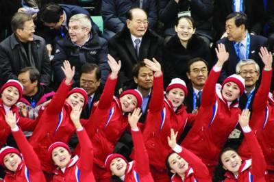 ویمنز آئس ہاکی : سوئٹزر لینڈ نے کوریا کی مشترکہ ٹیم کو شکست دیدی