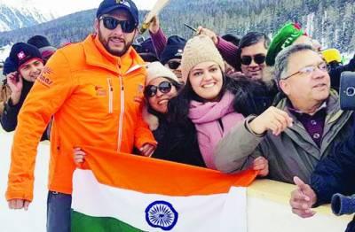 شاہد آفریدی نے بھارتی شائقین کا دل رکھ لیا' خواہش پوری کردی