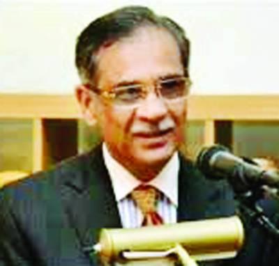 زینب کیس: پنجاب پولیس نے اچھی کارکردگی دکھائی' آئی جی کا شکریہ: جسٹس ثاقب نثار