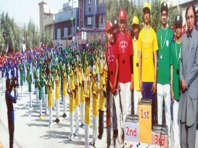 الائیڈ اسکول شیر شاہ' منی اولمپک اسپورٹس گالا کا کامیاب انعقاد