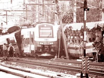 آسٹریا: 2 مسافر ٹرینوں کا تصادم ایک شخص ہلاک، 22 زخمی