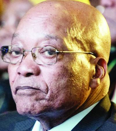 صدر جنوبی افریقہ جیکب زوما نے استعفیٰ دیدیا