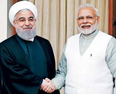 ایران نے چار بہار بندرگاہ18ماہ کی لیز پر بھارت کو دیدی،9معاہدوں پر دستخط