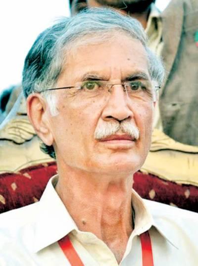 تحریک انصاف کے 16نہیں 20ارکان نے ووٹ فروخت کئے ،پرویز خٹک
