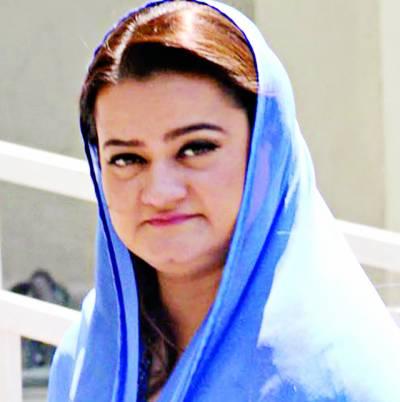 عمران کا سینٹ الیکشن میں ووٹ نہ ڈالنا دھرنے کی کڑی ہے: مریم اورنگزیب