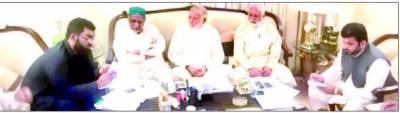 شفاف الیکشن سے ملک کی سلامتی وابستہ ہے ' خواجہ طارق نذیر