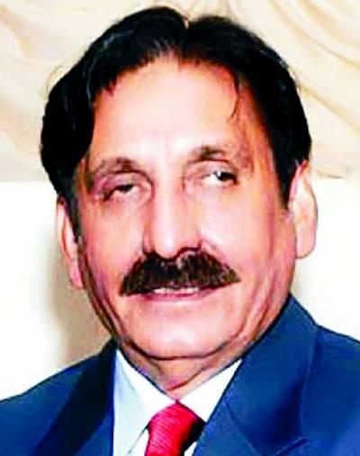 افتخار چوہدری کو بلٹ پروف گاڑی دینے کی درخواست مسترد