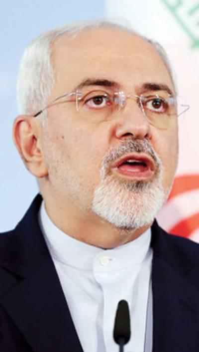 جواد ظریف کل سے پاکستان کا تین روزہ دورہ کر یں گے: ایرانی سفیر