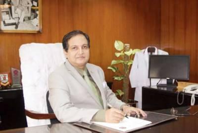 شیخ زائد ہسپتال میں بچوں کے گردوں کی پیوند کاری بھی شروع کر دی: پروفیسر فرید احمد