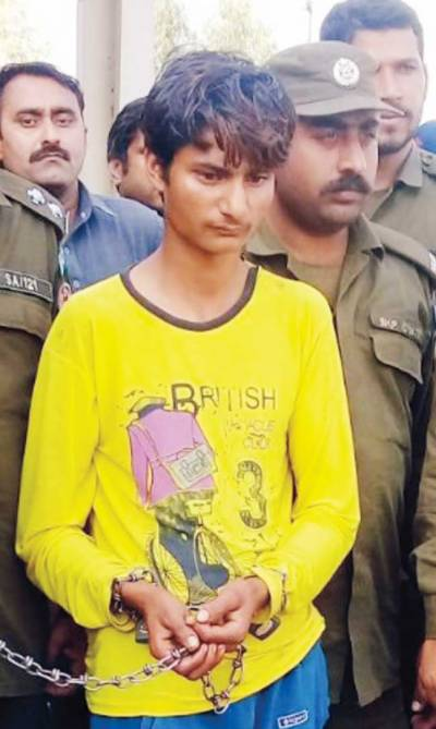 مریدکے: 5 سالہ ایمان فاطمہ کا قاتل گرفتار، ملزم مزید 3 بچو ں کو بھی مار چکا ہے