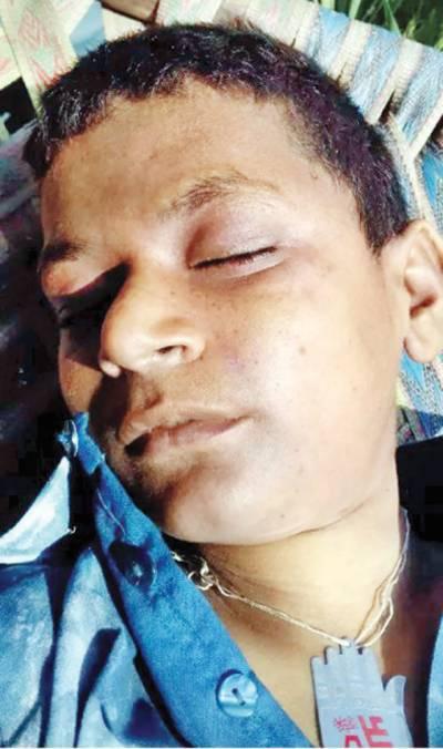 منڈی شاہ جیونہ: 12 سالہ لڑکا زیادتی کے بعد قتل، بروقت کارروائی نہ کرنے پر اہل علاقہ کا پولیس کیخلاف احتجاج
