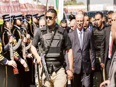 غزہ: قا فلے کے قریب بم دھماکہ فلسطینی وزیراعظم بال بال بچ گئے' 7زخمی