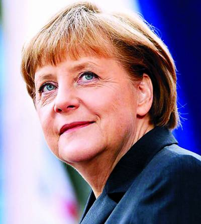 انجیلا مرکل چوتھی بار جرمنی کی چانسلر منتخب مخالفت میں 315 ووٹ ڈالے گئے