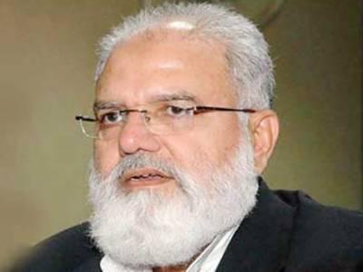 مسلم لیگ کو اپنے اندر کی دراڑوں کے باعث سینیٹ میں شکست ہوئی' لیاقت بلوچ