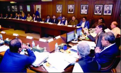 سندھ کابینہ کا خصوصی عدالتوں کے 3 ججوں کی دوبارہ تعیناتی سمیت متعدد قوانین منظور