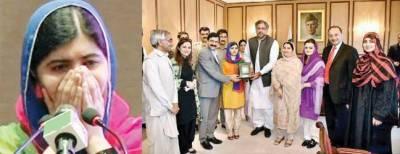 جمہوریت عوام کی خواہش ، سیاسی جماعتیں ایک ہوجائیں ، ملالہ : وطن واپسی کے ذکر پر آبدیدہ