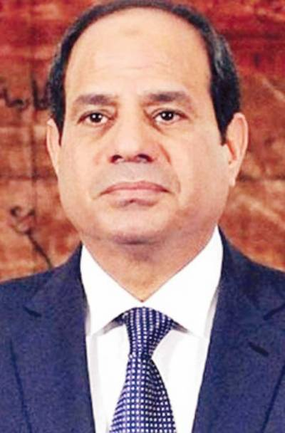 مصر: السیسی 92فی صد ووٹ لیکر دوسری مدت کے لئے صدر منتخب