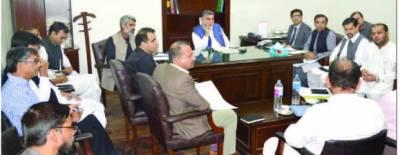 کمشنر کراچی کی صدارت میں اجلاس ہیٹ اسٹروک سے بچاﺅ کے اقدامات کے تحت مختلف مقامات پر پانی کی سبیلیں قائم