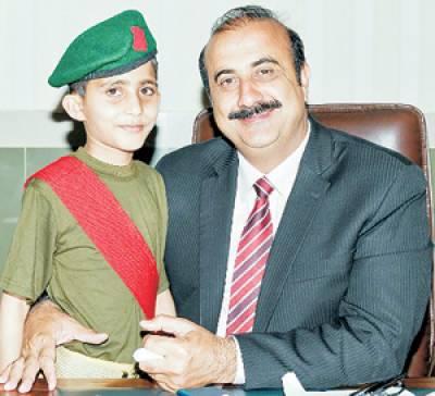 پاکستان سویٹ ہوم میں ایک اور ہونہار بچے بلاول بشیر بھٹو کا اضافہ
