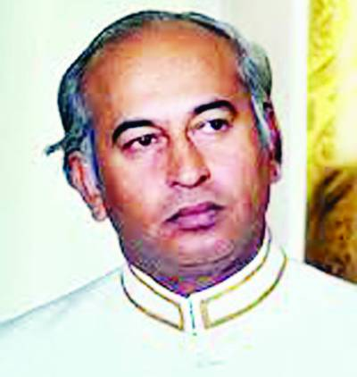 سابق وزیراعظم ذوالفقار علی بھٹوکی 39 ویں برسی آج منائی جائے گی