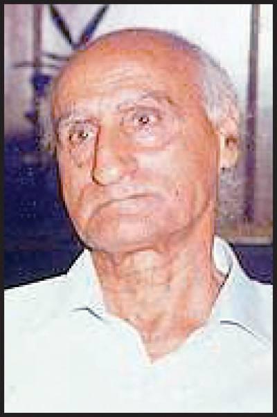 اردو کے نامور افسانہ و ڈرامہ نگارمیرزا ادیب کا 104واںیوم پیدائش آج منایا جائیگا