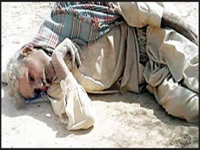 مزدور چولستان میں راستہ بھول گیا' بھوک' پیاس کے باعث جاں بحق