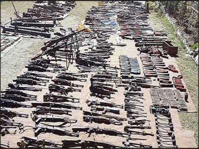 کرم ایجنسی اوربہاولپور میں دہشت گردی کا منصوبہ ناکام6' دہشت گرد گرفتار