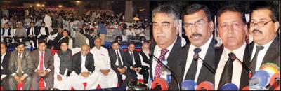 وکلا اور ججز معاشرے میں انصاف کی فراہمی کا ذریعہ ہیں: چیف جسٹس لاہور ہائیکورٹ