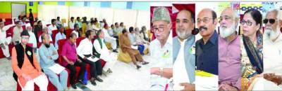 قیام پاکستان تعلیمی انقلاب کا نتیجہ تھا'آزاد بن حیدر