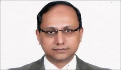 نوا ز شریف نے کراچی کا امن تباہ کرنے کیلئے خصوصی کردار ادا کیا: سعید غنی