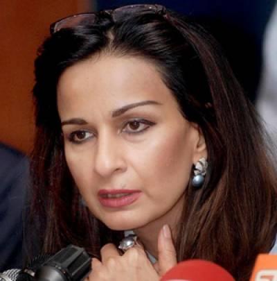 شام پر حملہ، پاکستان ایٹمی قوت، سوچ بچار کر کے ردعمل دینا چاہئے: شیری رحمن