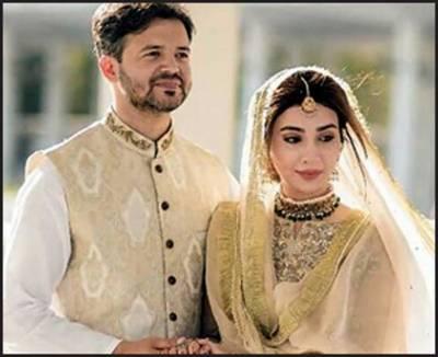 عائشہ خان کی رسم حنا اور نکاح