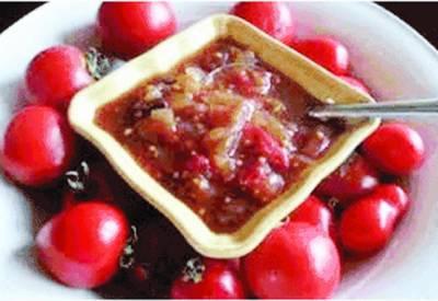 روزانہ دو تازہ ٹماٹروں کی چٹنی امراض قلب کا خطرہ کم کر دیتی ہے : ماہرین