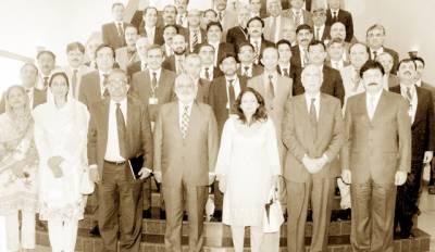 پنجاب کی پانچ سالہ منصوبہ بندی عام آدمی کے مسائل کا احاطہ کرتی ہے: عائشہ غوث پاشا