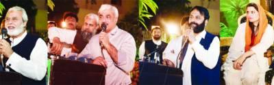 شریف برادران نے ملک کو اندھیروں سے نکال کر خوشحالی کی جانب گامزن کیا: خواجہ احمد حسان